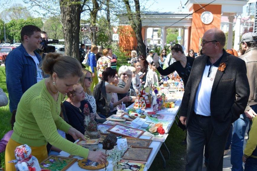 В Екатерининском саду Симферополя открыли туристический сезон (ФОТО), фото-3