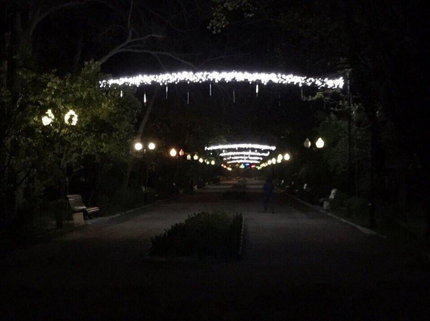 На главной аллее в парке появилось новое украшение, фото-2