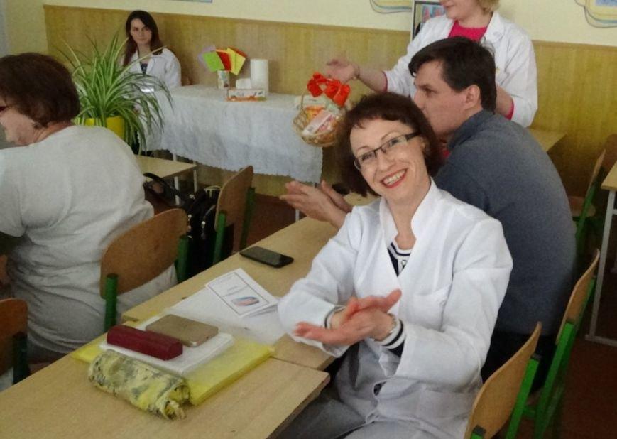 У Новоград-Волинському медичному коледжі відбувся професійний тренінг, фото-1