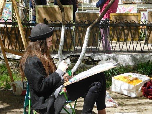 В Одессе прошел весенний фестиваль сирени (ФОТО), фото-4