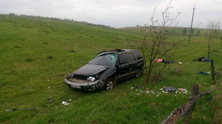 На автодорозі Бібрка-Лопушна  сталась жахлива ДТП: загинуло двоє молодих хлопців (ФОТО), фото-2