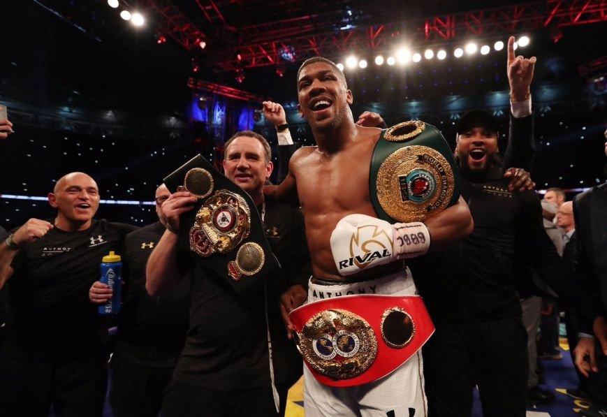 Кличко програв британцю Джошуа в бою за титул чемпіона світу (ВІДЕО), фото-3
