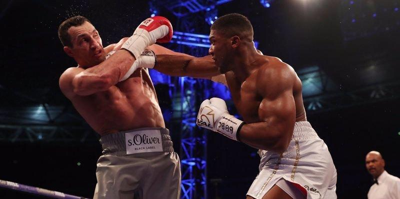 Кличко програв британцю Джошуа в бою за титул чемпіона світу (ВІДЕО), фото-1