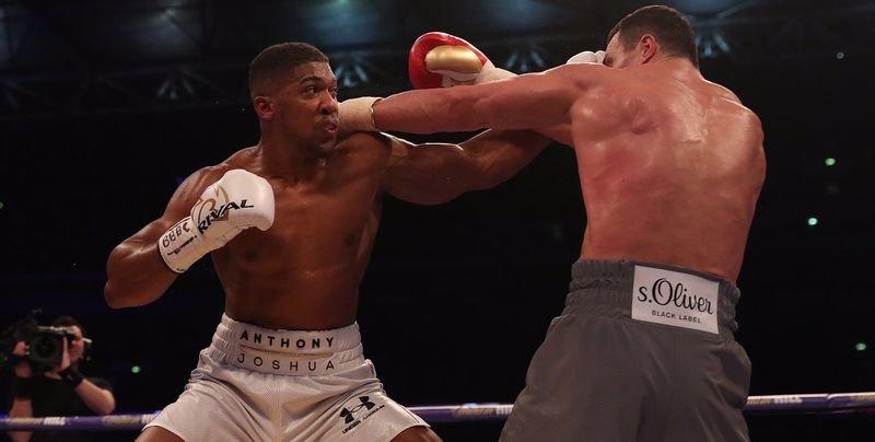 Кличко програв британцю Джошуа в бою за титул чемпіона світу (ВІДЕО), фото-2