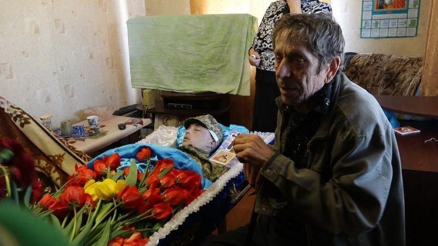 Блогер: Солдат из Донецкой области повесился в учебке - или повесили? (ФОТО, ВИДЕО), фото-1