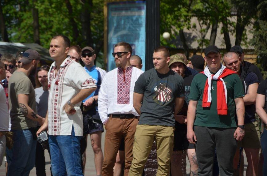 """""""Мариуполь - это Украина!"""" Жители города на митинге заявили, что свободно говорят на русском языке (ФОТО+ВИДЕО 360°), фото-21"""