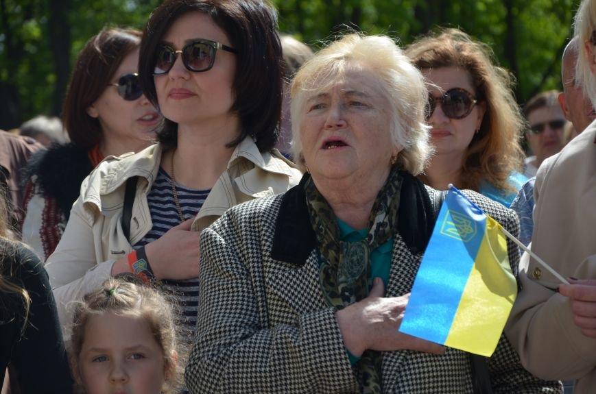 """""""Мариуполь - это Украина!"""" Жители города на митинге заявили, что свободно говорят на русском языке (ФОТО+ВИДЕО 360°), фото-16"""