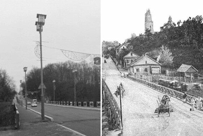 Полоцк: вид с Красного моста сегодня и 100 лет назад. ФОТОФАКТ, фото-1