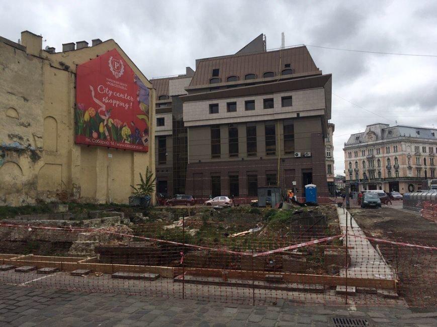 В центрі Львова можуть збудувати багаторівневий підземний паркінг: фото та відео, фото-1