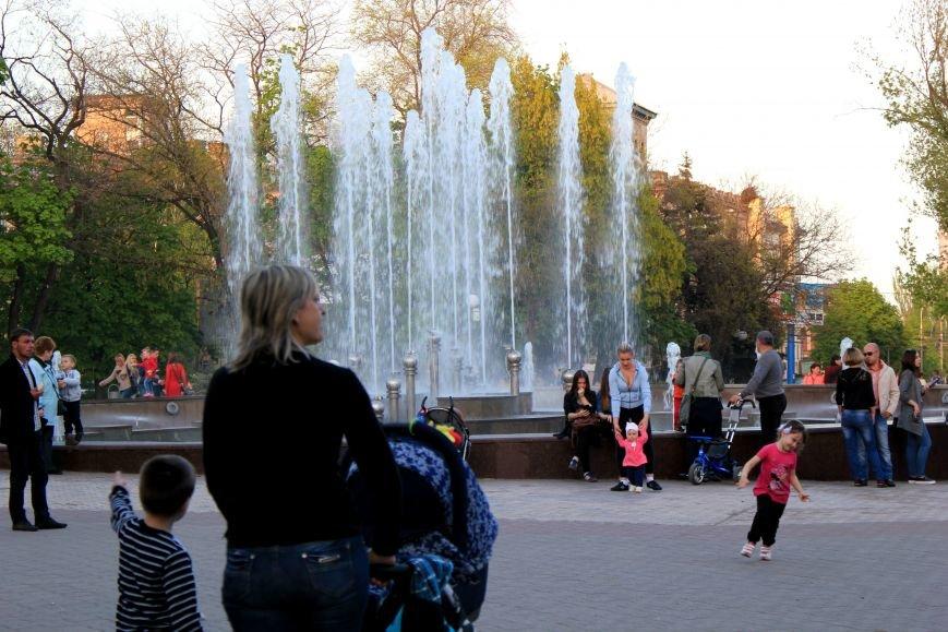 Мариупольцы отметили 1 мая: с шашлыком, украинскими флагами и советскими песнями (ФОТО), фото-27