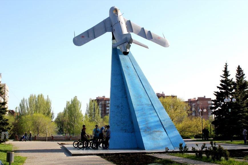 Мариупольцы отметили 1 мая: с шашлыком, украинскими флагами и советскими песнями (ФОТО), фото-1