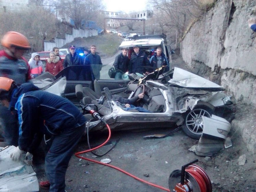 В Петропавловске иномарка влетела в рейсовый автобус – есть погибший, фото-3
