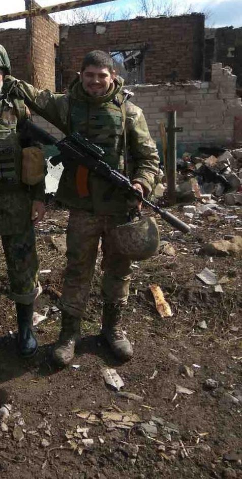 """На Закарпаття їде """"вантаж-200"""": у зоні АТО загинув Віктор Афанасев, фото-1"""