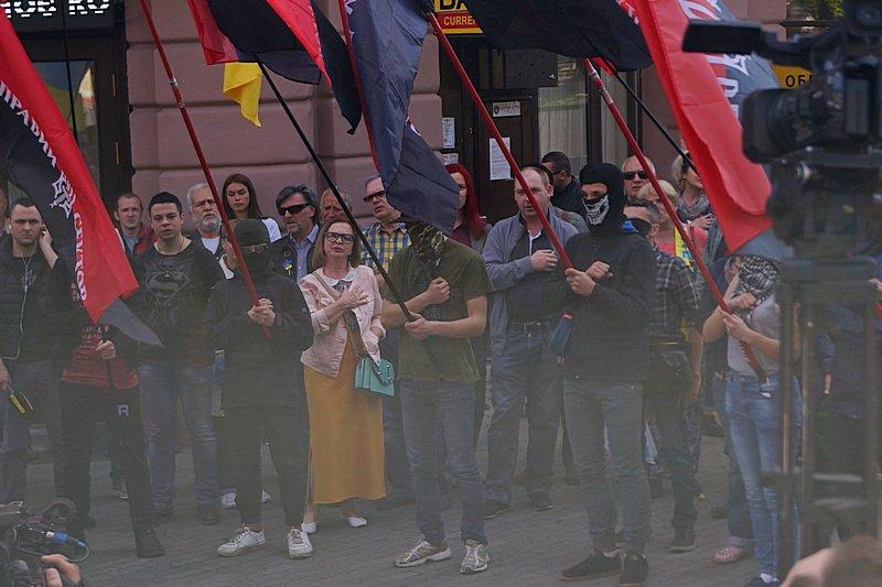 Патриоты почтили память первых погибших 2 мая в Одессе (ВИДЕО, ФОТО), фото-10