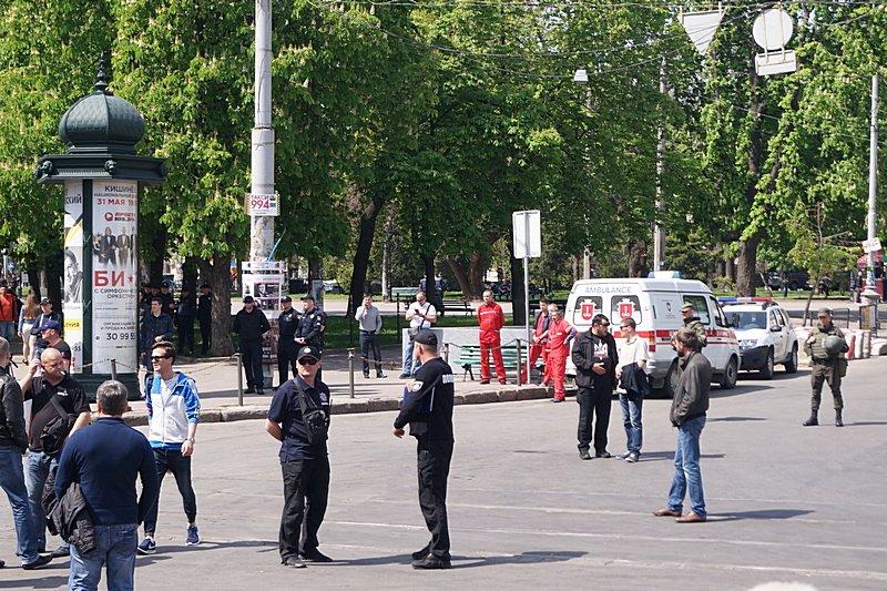 Патриоты почтили память первых погибших 2 мая в Одессе (ВИДЕО, ФОТО), фото-6