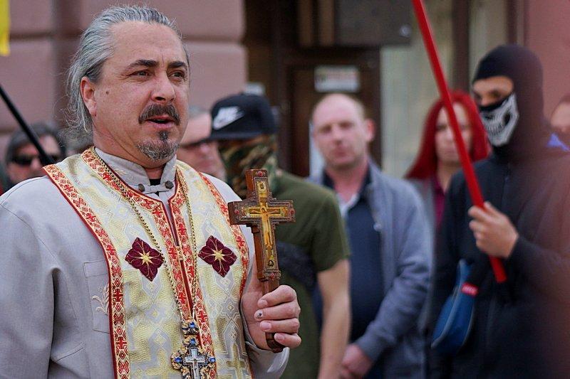 Патриоты почтили память первых погибших 2 мая в Одессе (ВИДЕО, ФОТО), фото-1
