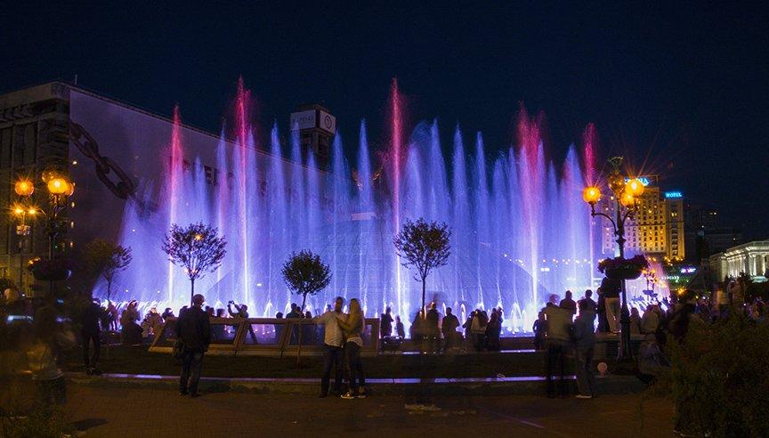 В центре Киева включили все фонтаны (ФОТОРЕПОРТАЖ), фото-6