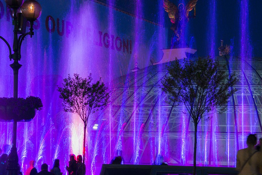 В центре Киева включили все фонтаны (ФОТОРЕПОРТАЖ), фото-4