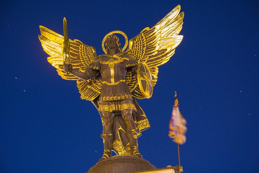 В центре Киева включили все фонтаны (ФОТОРЕПОРТАЖ), фото-13