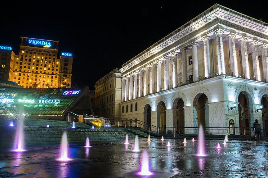 В центре Киева включили все фонтаны (ФОТОРЕПОРТАЖ), фото-14