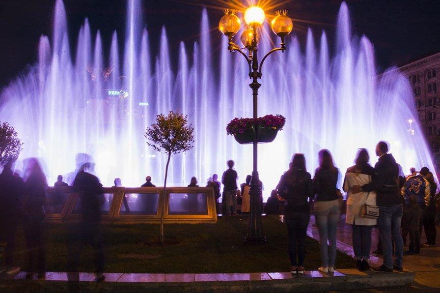 В центре Киева включили все фонтаны (ФОТОРЕПОРТАЖ), фото-9