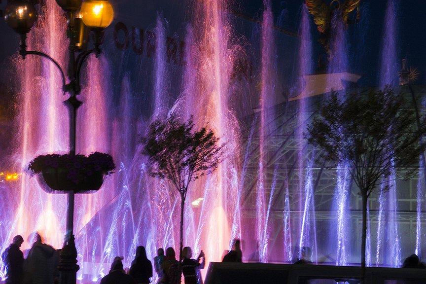 В центре Киева включили все фонтаны (ФОТОРЕПОРТАЖ), фото-5