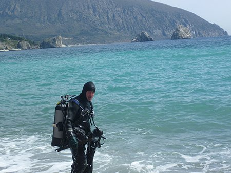В Крыму пляжи очищают от ржавого железа и битого стекла (ФОТО), фото-3