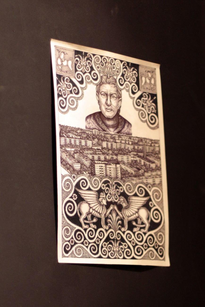 Никопольского краеведа Сергея Торопа  приняли в Никопольский Союз Художников, фото-6