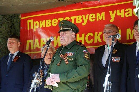 В Крыму прошла традиционная партизанская маевка (ФОТО), фото-4