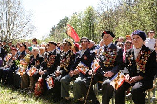 В Крыму прошла традиционная партизанская маевка (ФОТО), фото-3