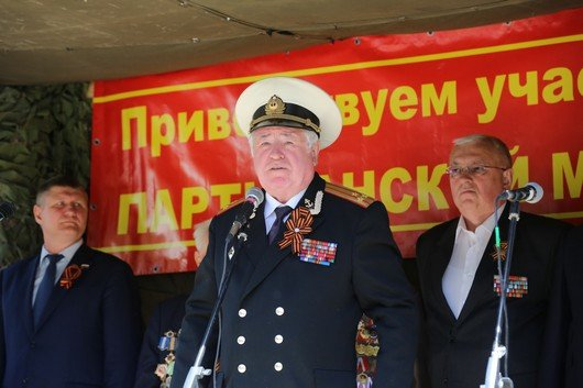 В Крыму прошла традиционная партизанская маевка (ФОТО), фото-5