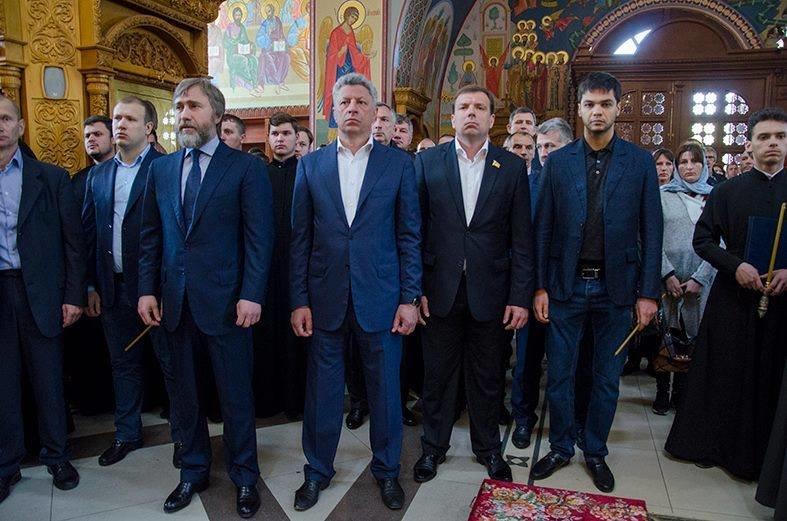 Новинский, Бойко и Скорик прятались от одесситов в монастыре на окраине (ФОТО), фото-2