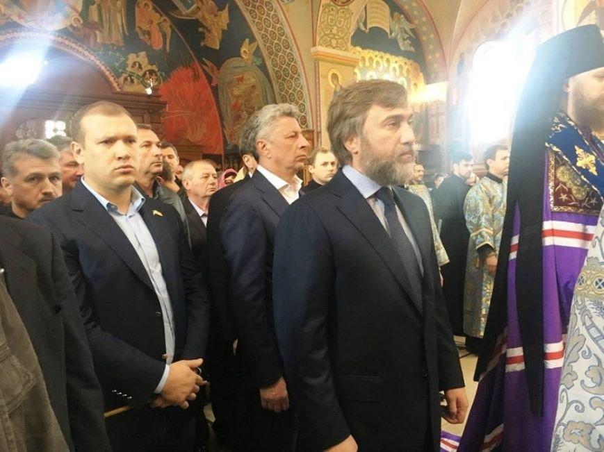 Новинский, Бойко и Скорик прятались от одесситов в монастыре на окраине (ФОТО), фото-1