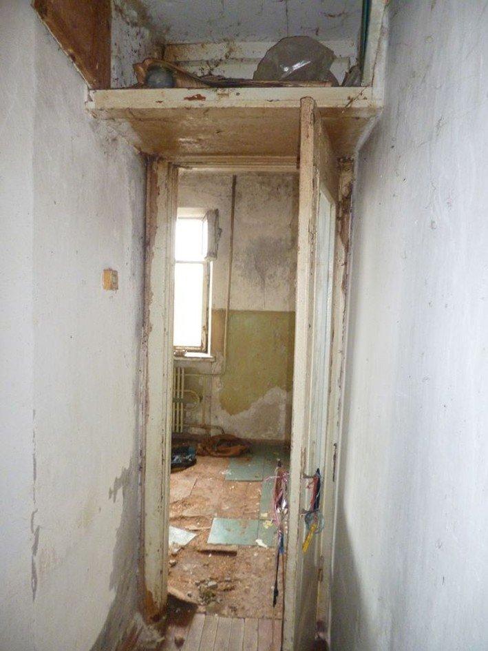 В Никополе чернобыльцу власть вручила заброшенную квартиру, фото-1