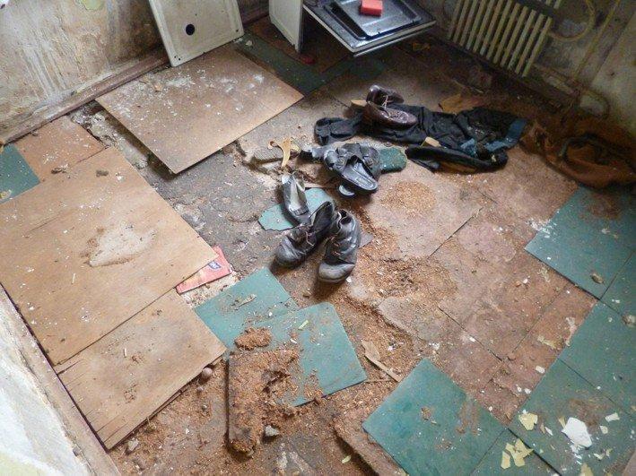 В Никополе чернобыльцу власть вручила заброшенную квартиру, фото-2