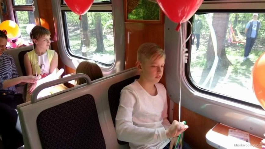 Движение поездов на детской железной дороге открыто (ФОТО), фото-2