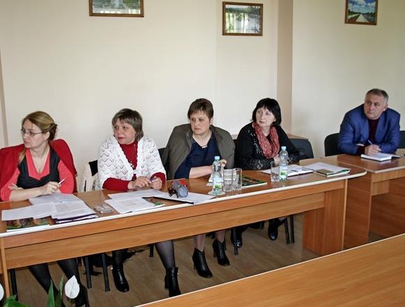 Состоялось рабочее совещание с представителями сельских громад, фото-1