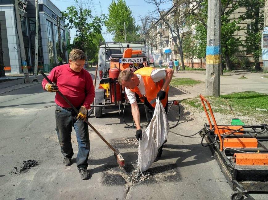 В Северодонецке ремонтируют дороги (фото), фото-3