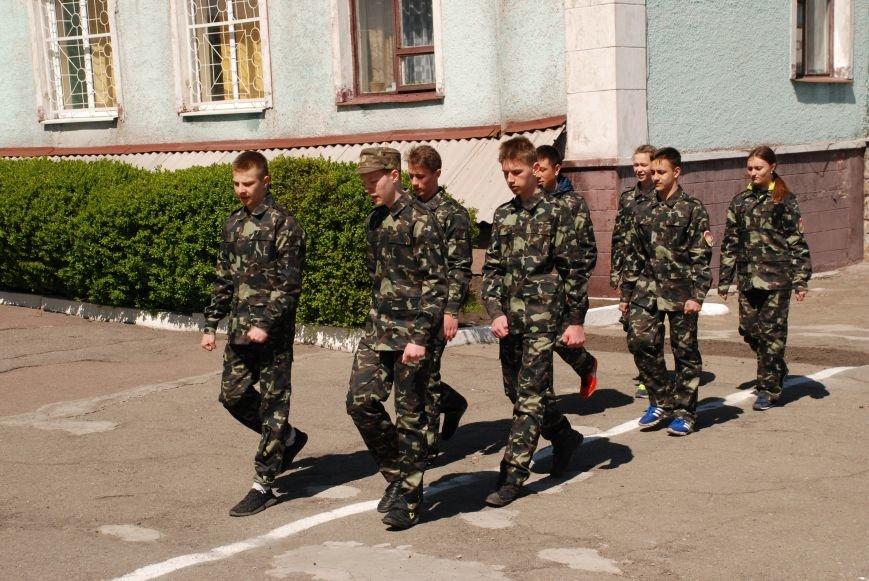 В Каменском прошел финал игры юных патриотов «Сокол» («Джура»), фото-3
