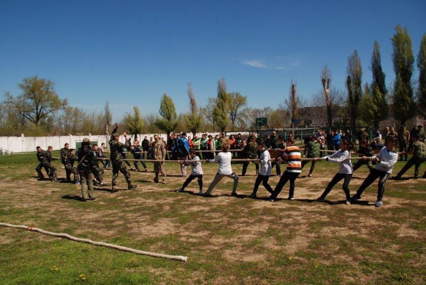 В Каменском прошел финал игры юных патриотов «Сокол» («Джура»), фото-1