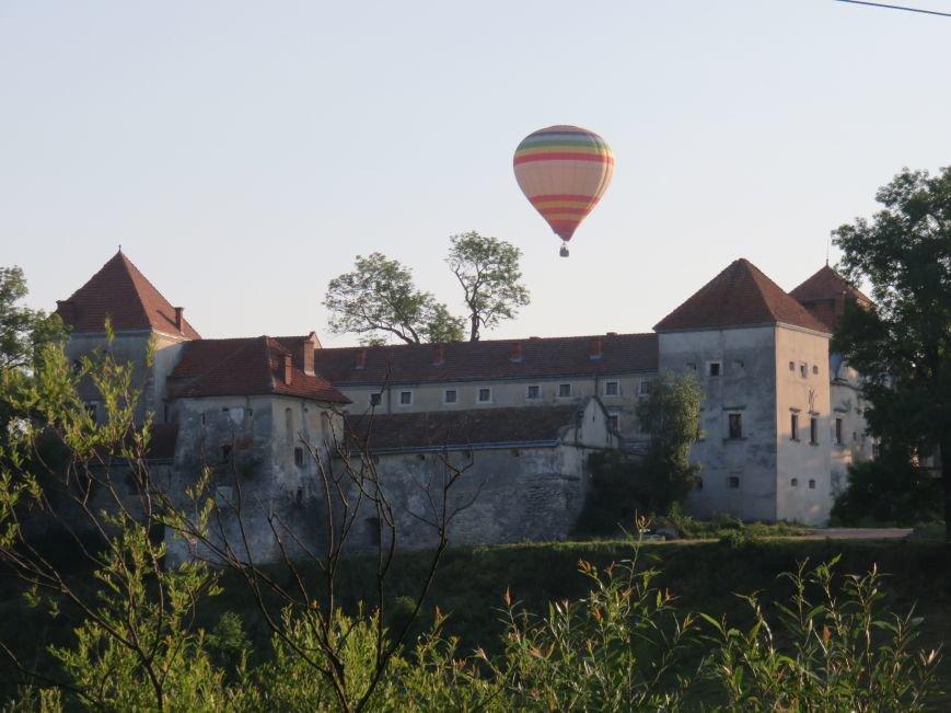 Полеты на воздушном шаре над львовскими замками, фото-1
