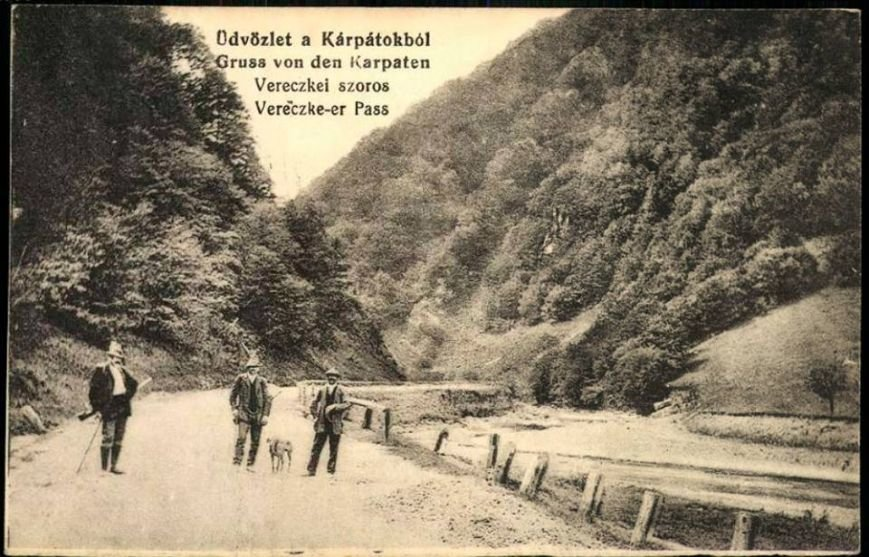 Мисливці зі своїми трофеями в Карпатах. Ретро-світлини кінця 19 сторіччя. ФОТО, фото-4