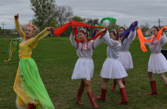 У Новоград-Волинському районі відбулося народне театралізоване свято Весни, фото-2