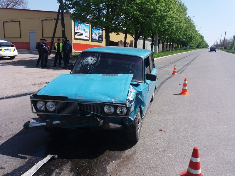 За минувшие сутки в Краматорске произошло 2 ДТП с пострадавшими (ФОТО), фото-2