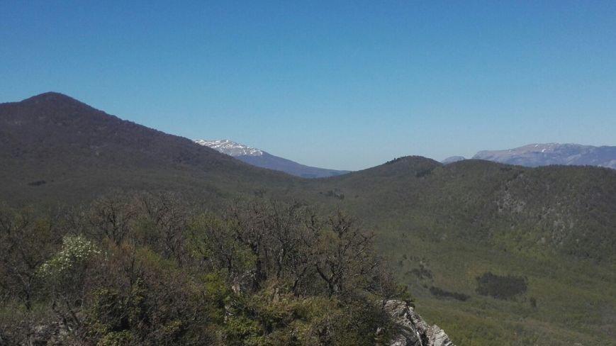 Горы на Южном берегу Крыма (ФОТО), фото-2