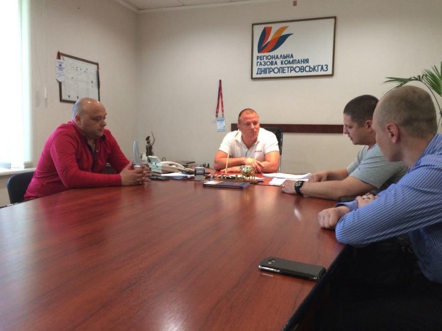 Активисты Каменского задали волнующие вопросы начальнику «Горгаза», фото-1
