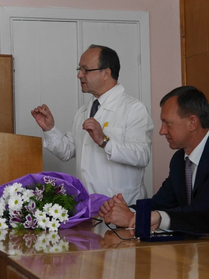 Легенда медицини з Ужгорода святкує 90-річчя: фото, фото-2
