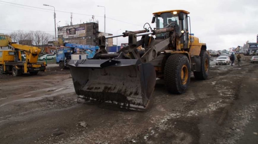 Власти Петропавловска распрощались с неторопливым подрядчиком, который строил новую развязку, фото-1