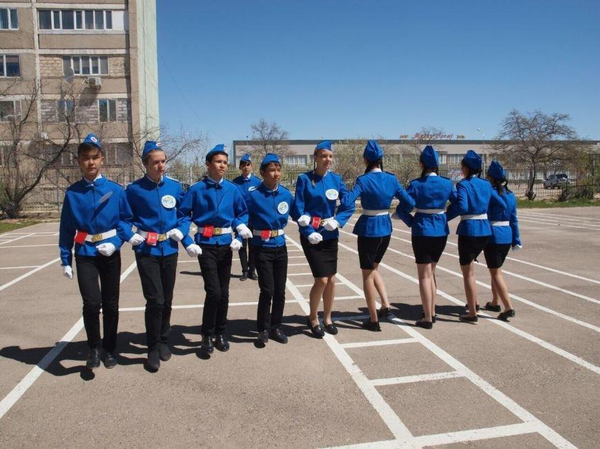 В Актау прошел 17-й слет юных инспекторов дорожного движения, фото-15