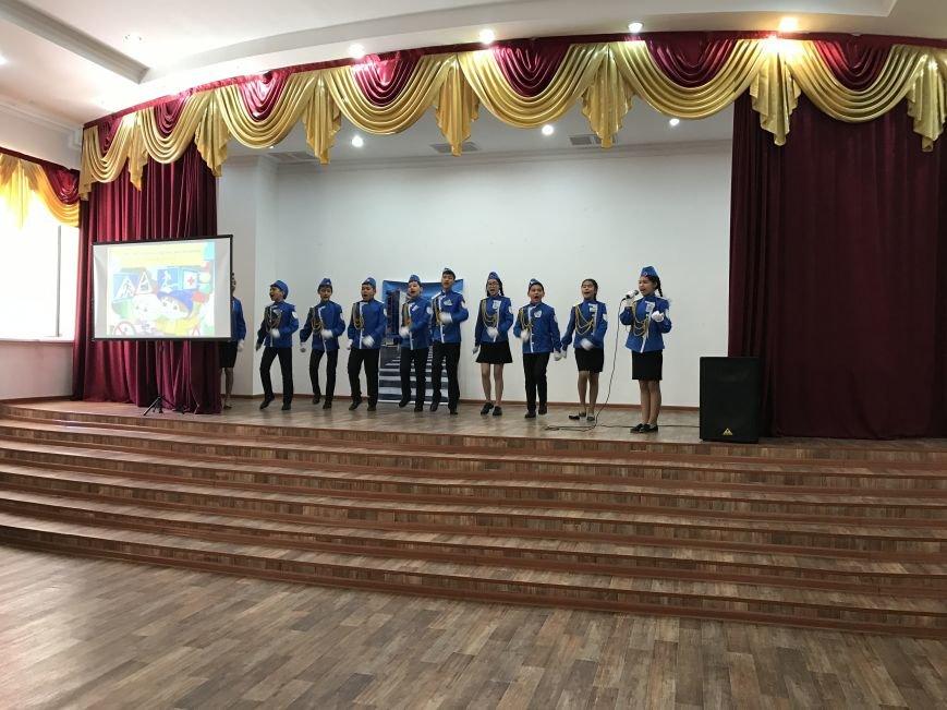В Актау прошел 17-й слет юных инспекторов дорожного движения, фото-3
